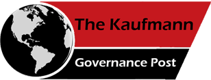 The Kaufmann Governance Post