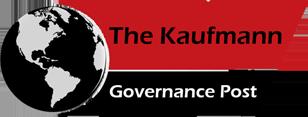 The Kaufmann Governance Post